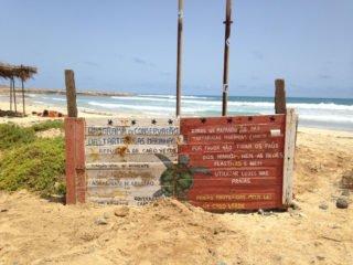 Punta de Ervatao, Boa Vista, Capoverde