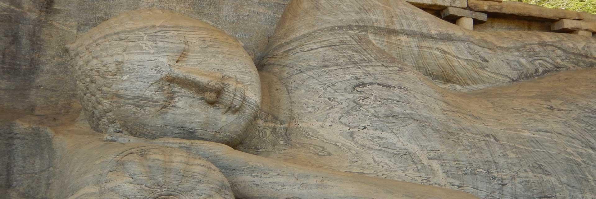 Sri Lanka Polonnaruwa Buddha Gal Vihara