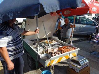Trapani, mercato di via Ilio
