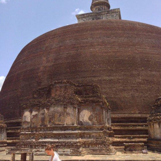 Polonnaruwa Stupa Rankoth Vehera