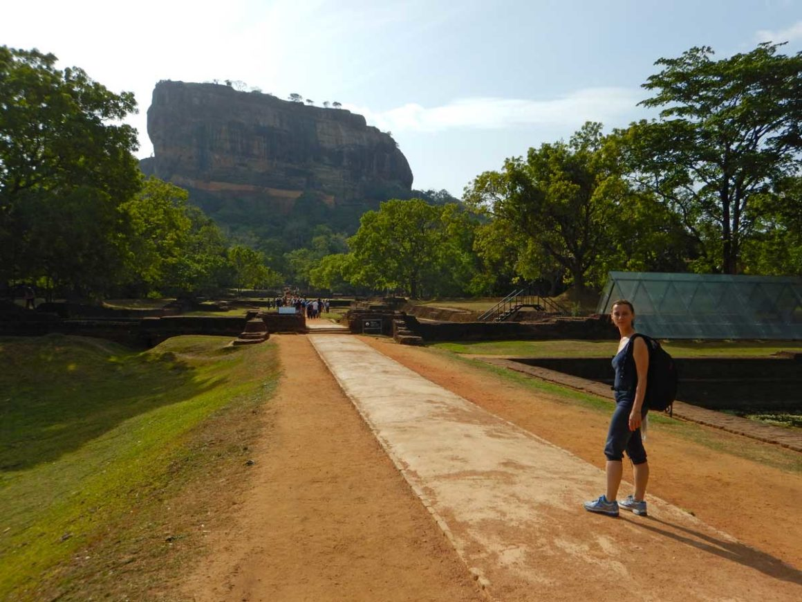 Roccaforte di Sigiriya
