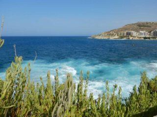 Saline a Gozo