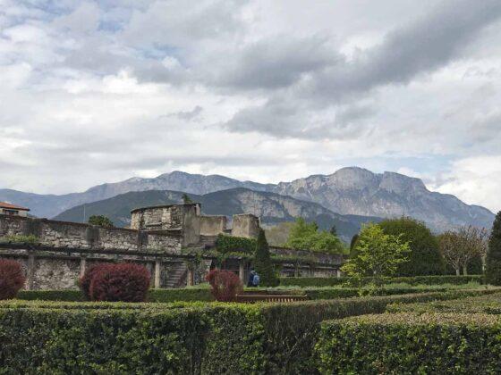 3 giorni in Valsugana, Trentino. Castello del Buonconsiglio, Trento