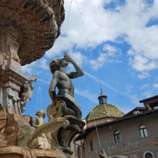 Fontana del Nettuno, Trento