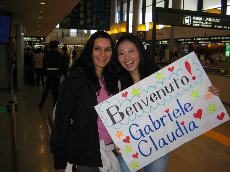 Giornata mondiale dell'amicizia - Travel with the wind