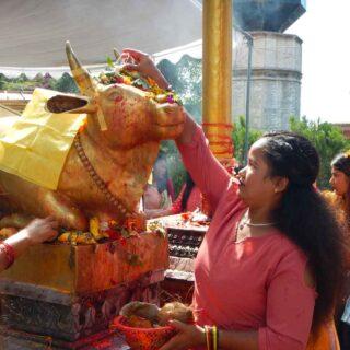 Sawan Somwar, il festival delle donne a Pokhara, Nepal