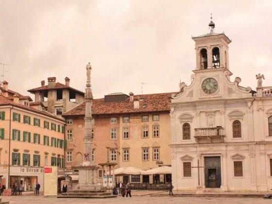 Piazza San Giacomo a Udine. Photo credits: Pixabay