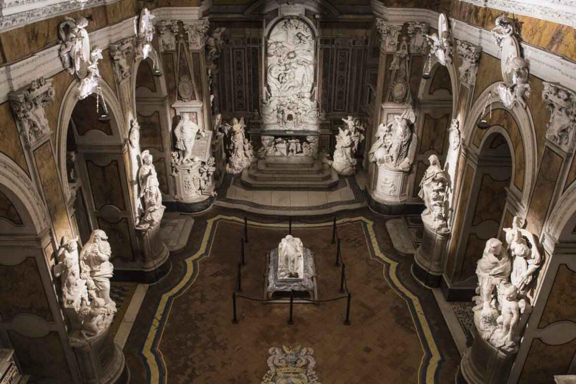 Cappella di Sansevero, Napoli