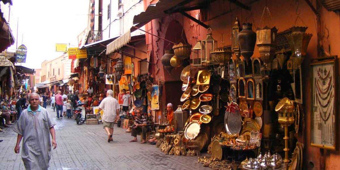 Travel dreams 2020: il suoi di Marrakech