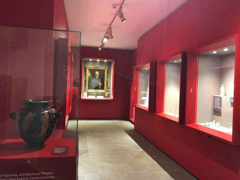 Sezione archeologica Museo del Castello di Udine