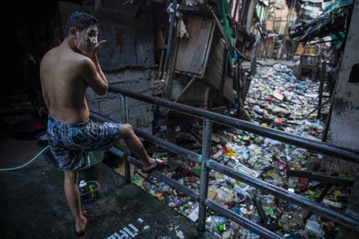 Napoli mostra cambiamento climatico foto Randy Olson