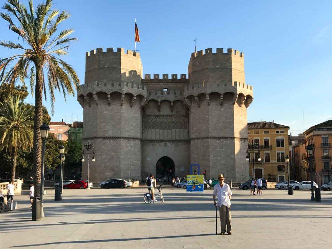 Le Torres de los Serranos, Valencia
