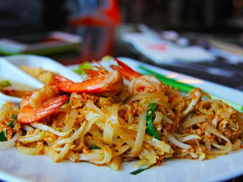 Pat Thai Pixabay
