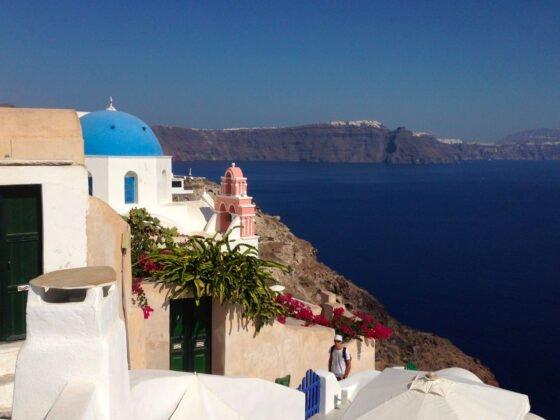 Una settimana a Santorini