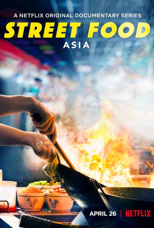 Serie TV per chi ama viaggiare: Street food Asia Netflix
