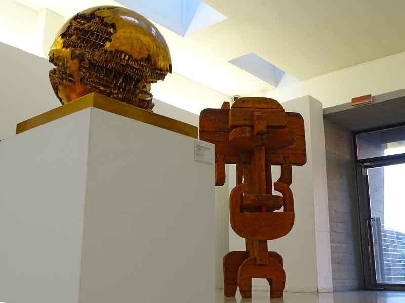 Visita al Museo Revoltella di Trieste: le sculture di Arnaldo Pomodoro e Mirko Basaldella