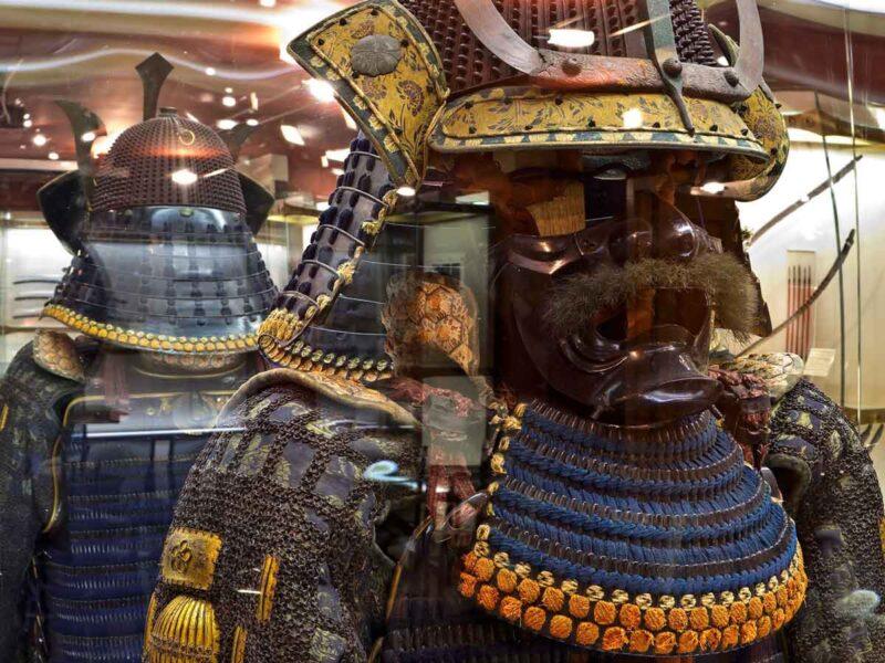 Armatura giapponese al Museo Arte Orientale Trieste