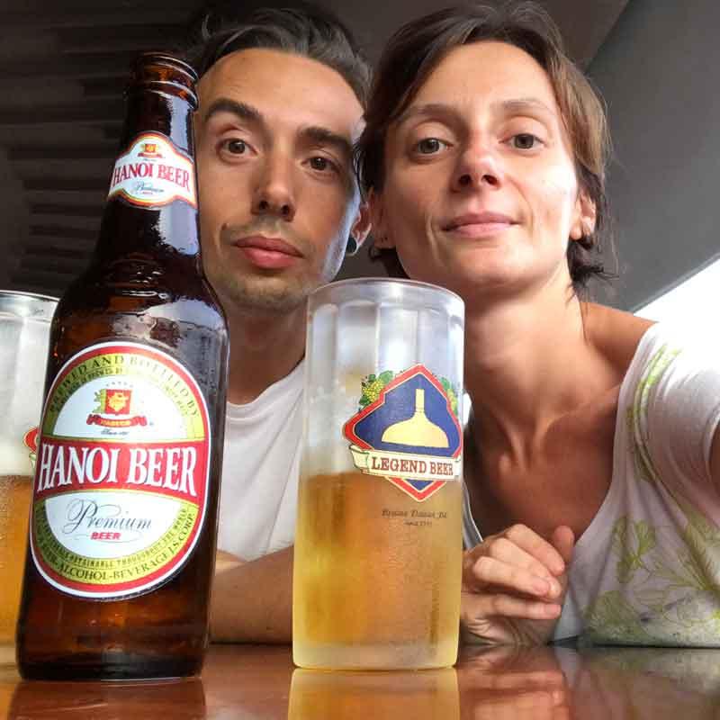Cosa bere in Vietnam: Hanoi Beer