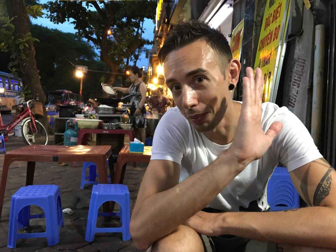 Hanoi, la capitale dello street food in Vietnam
