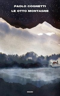 Copertina libro Le otto montagne di Paolo Cognetti