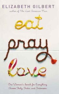 Copertina libro Eat, pray love