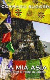 Viaggiare leggendo: copertina libro La mia Asia